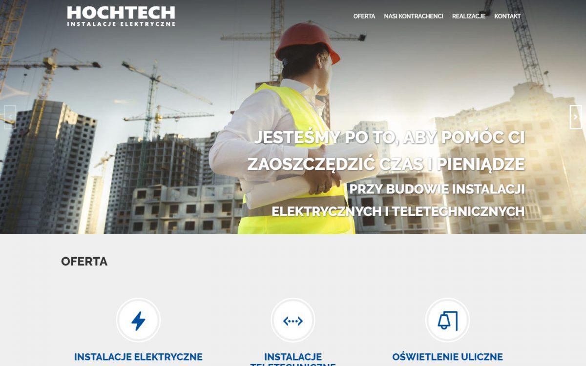 Grafika realizacji - HOCHTECH