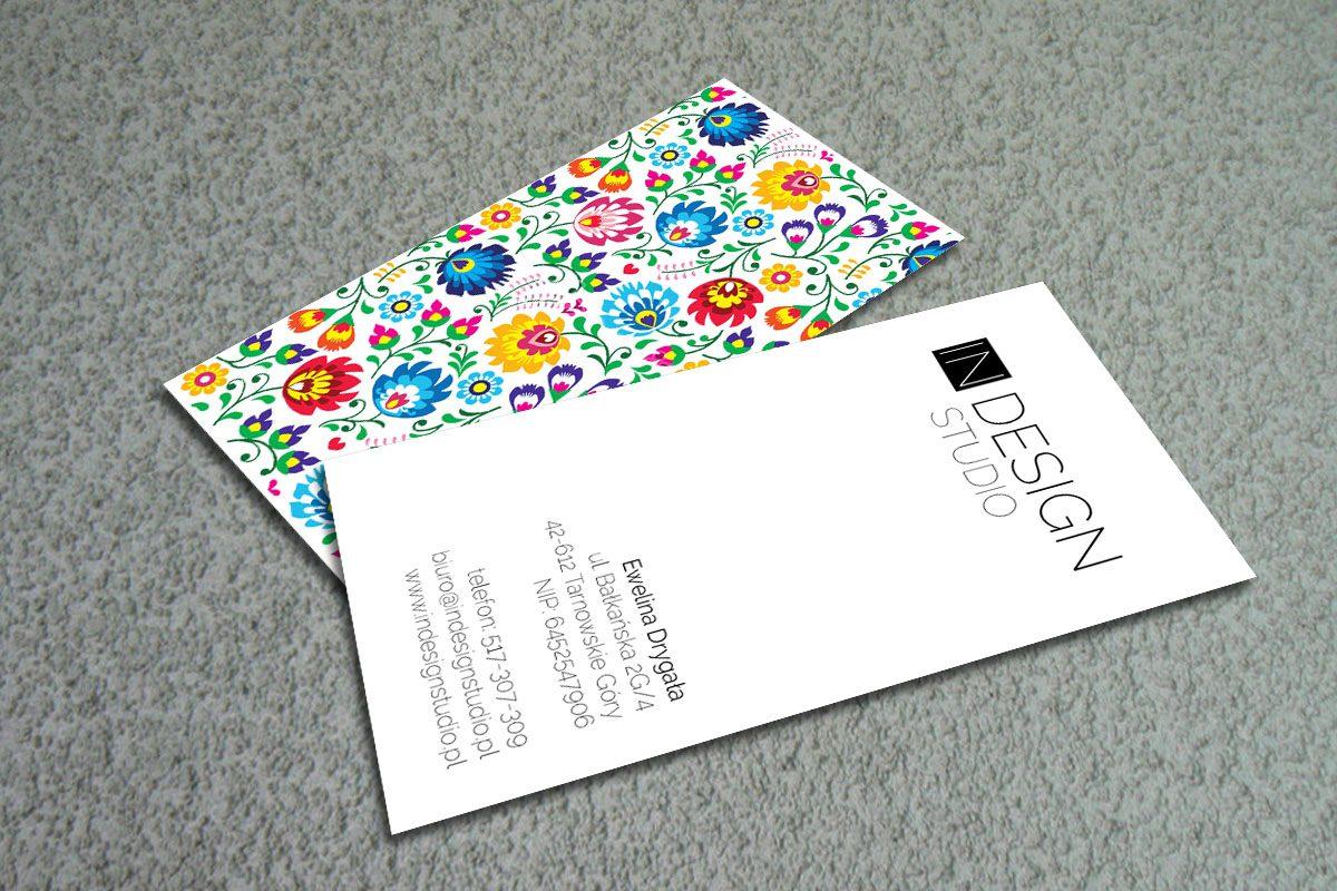 Grafika realizacji - inDesign Studio
