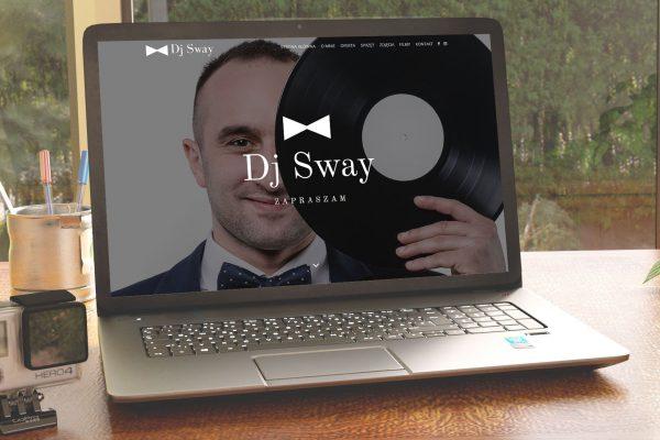 Grafika realizacji - DJ Sway