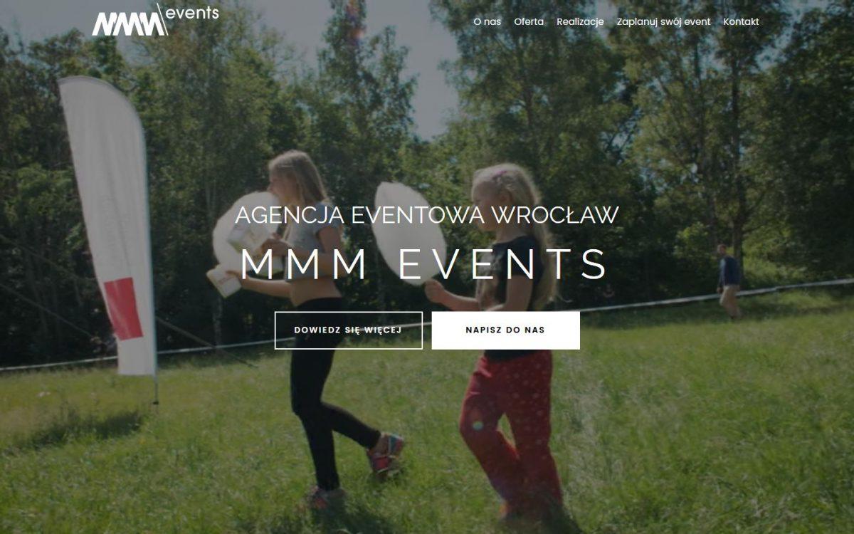 Grafika realizacji - MMM Events