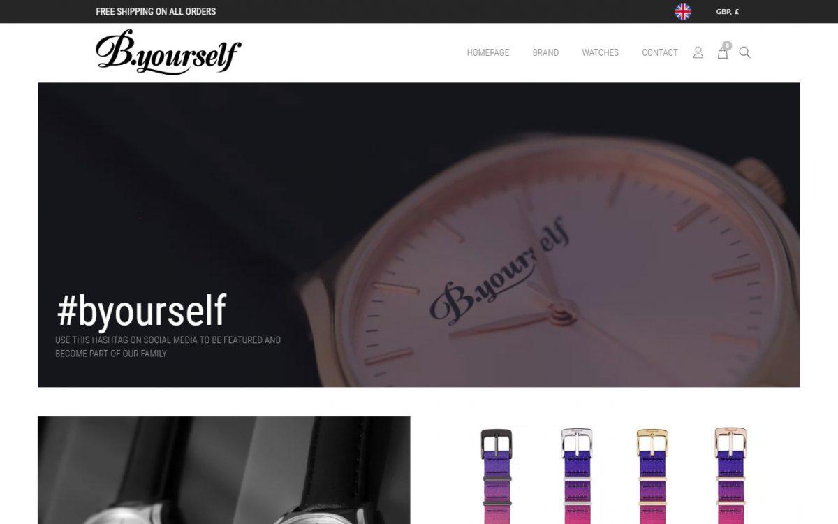 Grafika realizacji - B.yourself