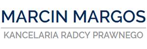 Logo Kancelarii Radcy Prawnego Marcin Margos