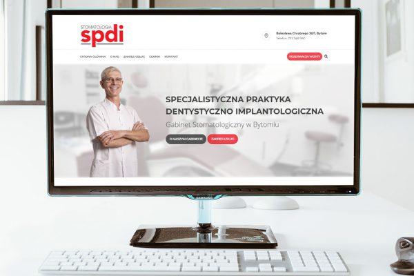 Grafika realizacji - SPDI